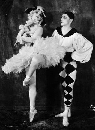 BalletRusseAnnaPavlovaLaurentNovikoff