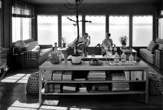 JRSummerHomeOysterBayLIsland1957