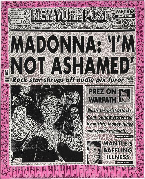 Madonna-ashamed