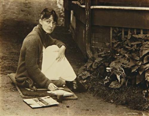 GeorgiaOKeeffeAlfredStieglitz1918
